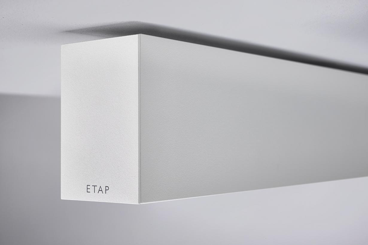 ETAP Ley - Tightly connected, screw-free end-plate