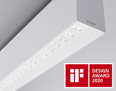 Ley wins iF DESIGN AWARD 2020