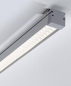E7 light line system with LED