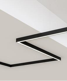 Architectural light line systems