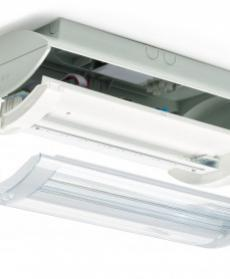 Renovation modules emergency lighting