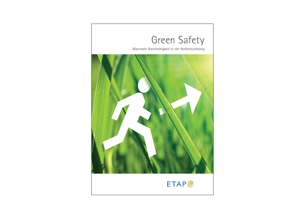 Green Safety at ETAP